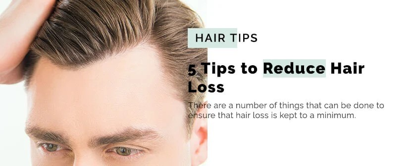 5 Tips To Reduce Hair Loss Kerahealth