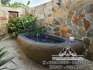 Bathub Dari Marmer