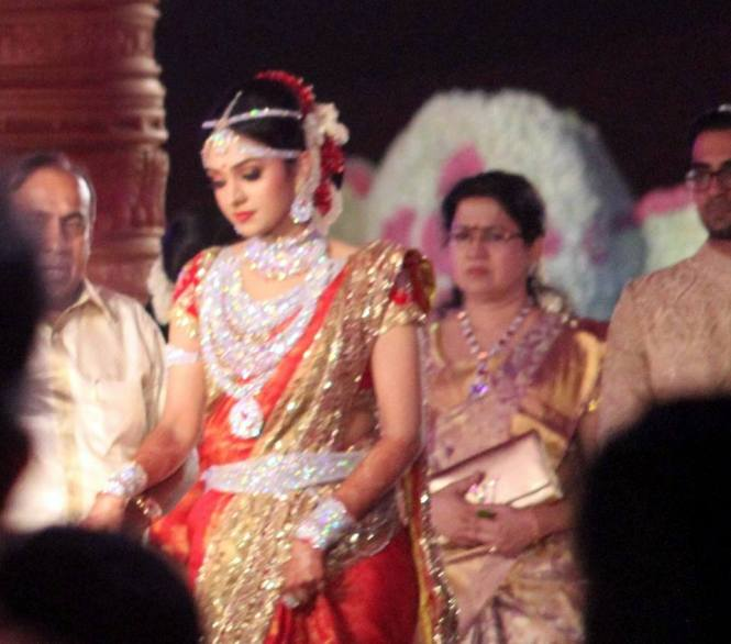 Ravi Pillai Daughter Arathi Marriage Celebrity Mammootty You