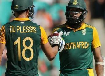 Amla & Du Plessis