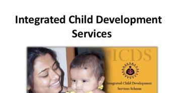 ICDS Recruitment 2016