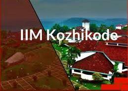 IIM Kozhikode Recruitment 2019