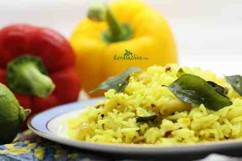 Lemon rice - Rice is an ingredient with endless possibilities. The preparation of rice is an art form.