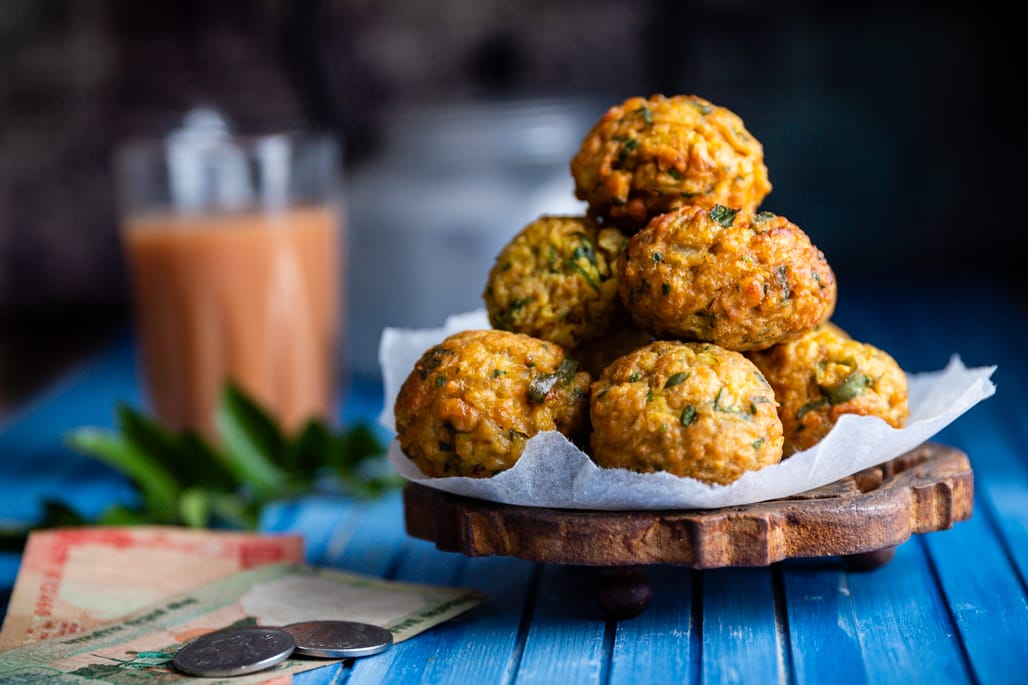 How to make ulli vada