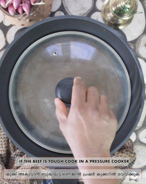 if the beef is too tough cook in a pressure cooker