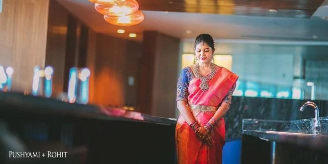 Pushyami + Rohit