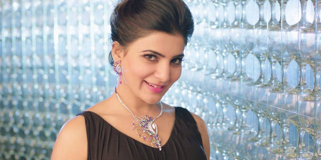 Samantha Ruth Prabhu For Jewel One Ad