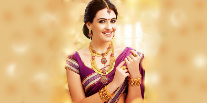 Kerala Wedding Jewelry