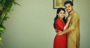 Uma + Prasanth Engagement Photos