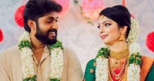Celebrities at Dhyan Sreenivasan Marriage