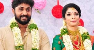 Dhyan Sreenivasan Marriage Photos