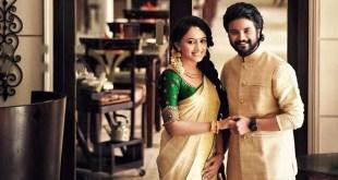 Neeraj Madhav Engagement Photos