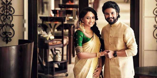 Neeraj Madhav Engagement Photos
