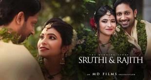 Rajith Menon & Sruthi