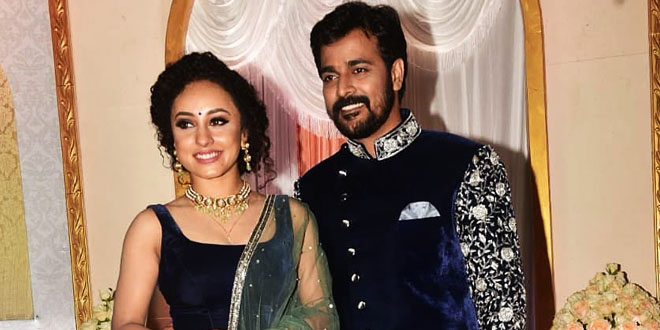 Pearle Maaney & Srinish Aravind Wedding Photos