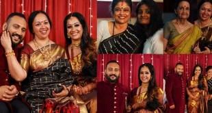 Sowbhagya Venkitesh Weds Arjun