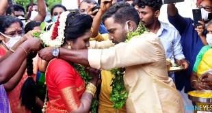 Actor Manikandan Achari weds Anjali
