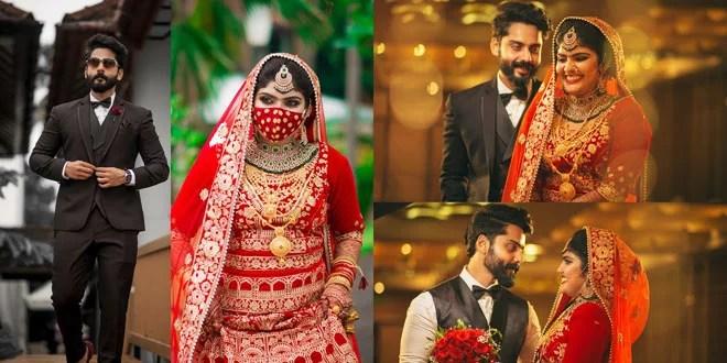 Actor Roshan Basheer Weds Farzana