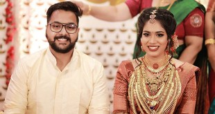 Actress Athira Madhav Wedding Photos