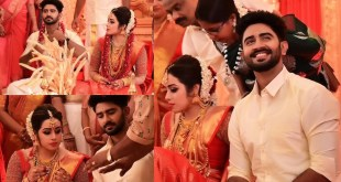 Actor Rahul Ravi Wedding Video