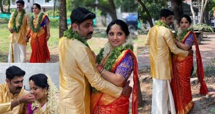 Serial Actress Amritha Varnan Wedding Video