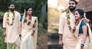 Poojitha and Hemanth