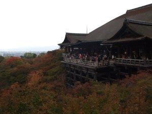 Kiyomizu Tempel Kyoto