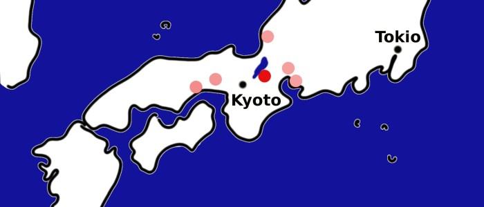 Shigaraki (Japan Karte)