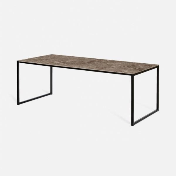 Arctic Moka Keramische tafels Marrone Sienna