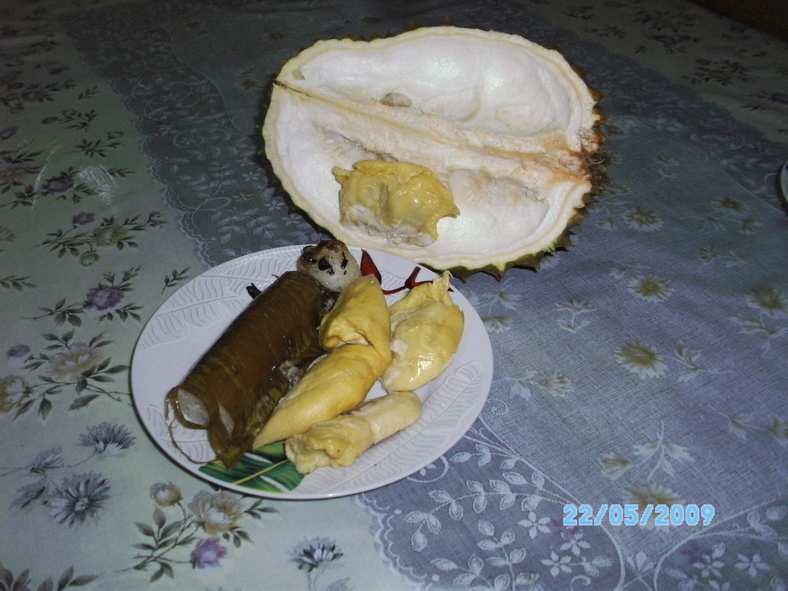 Lemang Durian 002