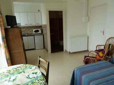 Appartement-7- Studio 2personnes avec terrasse