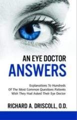 An Eye Doctor Answers Book Available on Amazon.com