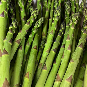 asparagus May 1 - June 15