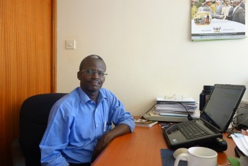 Dr. William Tayeebwa, Head of Department