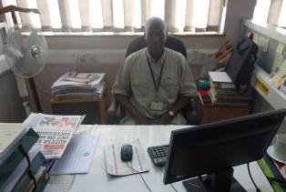 John Kakande - Koordinator sämtlicher Wahlberichterstattung der New Vision