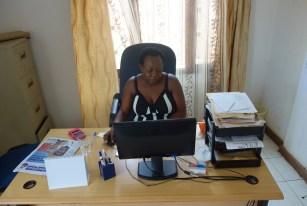 Barbara Among - Chefredakteurin des URN