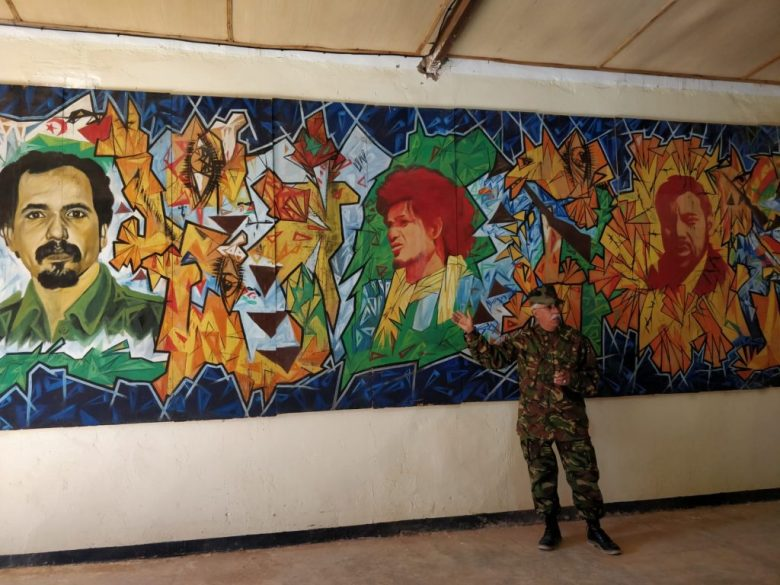 Widerstand und Kunst – Westsahara Tag 4