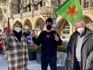 YPG-Verfahren gegen mich eingestellt – Prozess geht trotzdem weiter