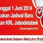 Cara mendapatkan Info lengkap Jadwal Kereta KA Commuter Jabodetabek