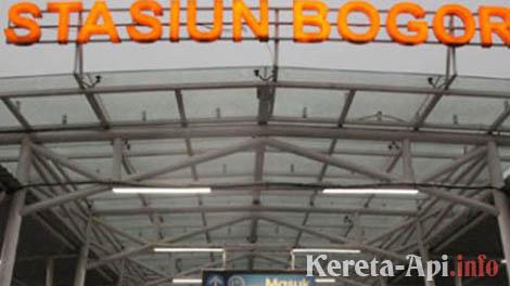 Stasiun Bogor Perluas Hall