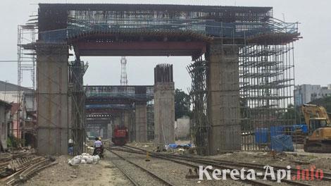 Jalur Layang Kereta Api Medan-Bandar Khalipah - economy.okezone.com