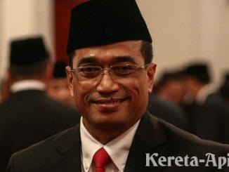 Menteri Perhubungan, Budi Karya Sumadi - www.beritakepo.com