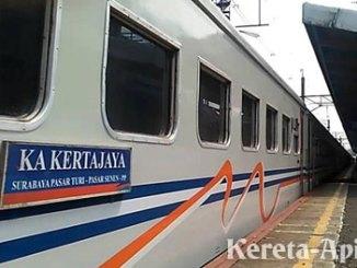 Kereta Api Kertajaya - kelanakota.suarasurabaya.net