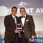PT KAI Raih Penghargaan Internasional Berkait Inovasi & Transformasi Pelayanan