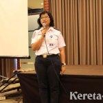 Pemerintah Siapkan Rancangan Dasar Jalur Ganda Kereta Api Bogor-Sukabumi