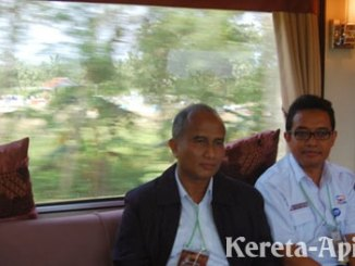 Direktur Operasi PT KAI, Slamet Suseno - kalogpalembang.blogspot.co.id