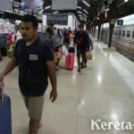Natal dan Tahun Baru, KAI DAOP I Jakarta Sediakan 46 Ribu Tiket/Hari