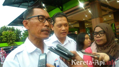 Aslikan, Vice President KAI Divisi Regional Sumatera Utara - news.okezone.com