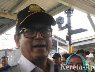 Zulfikri, Direktur Jenderal Perkeretaapian Kemenhub - www.republika.co.id