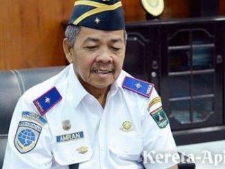 Amran, Kepala Dinas Perhubungan Provinsi Sumatera Barat - reportasenews.com